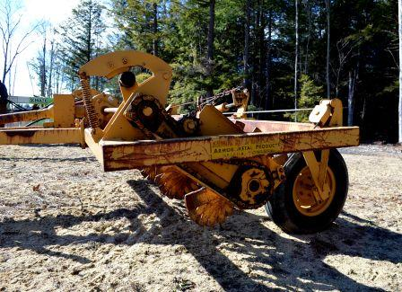 Forestry Mulcher For Sale >> Armor Rock Rake - Used Connections, LLC
