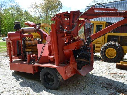 16 Inch Morbark Disc Chipper for sale