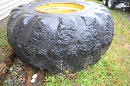 CAT 525C Skidder Tires and Rims - Used Connections, LLC