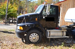 2000 Ford Sterling Truck for sale in NH