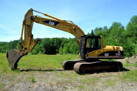 2003 CAT 320CL Excavator for sale in NH