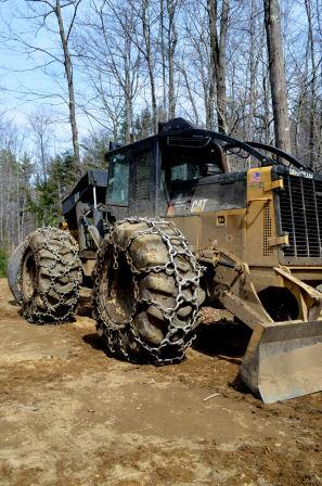 CAT 525C Grapple Skidder 2013 - Used Connections, LLC