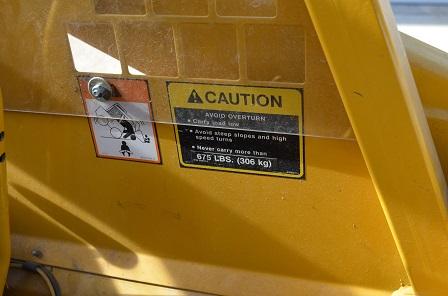 John Deere 3375 Skid Steer Used Connections Llc