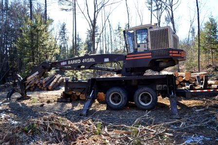 Log Loaders for sale - Used Connections, LLC