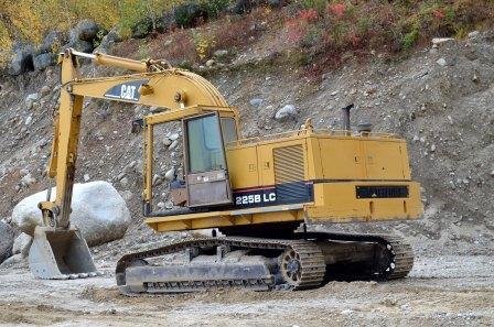 Cat 225b Lc Excavator Used Connections Llc