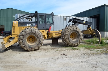 CAT 545C Skidder for Sale in NH