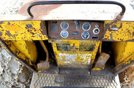 Cab of Clark 667 C Skidder in NH