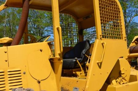 Cab of Clark Skidder