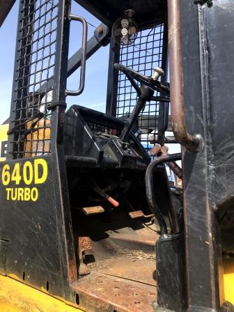 John Deere 640d Turbo Skidder Used Connections Llc