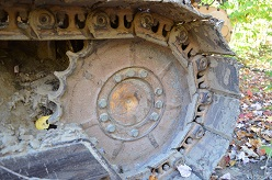 Case 850 D Dozer Sprocket