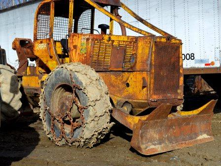 Clark 667C Skidder - Used Connections, LLC