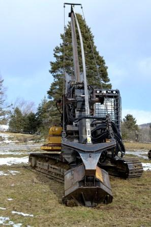 Cat 320b Denharco 3500 Stroke Delimber Used Connections Llc