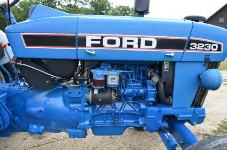 Ford    3230    Tractor  Used Connections  LLC