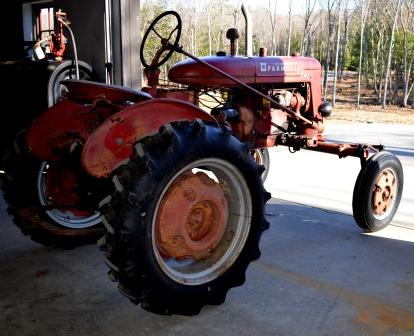 Farmall Tractor 4 Sale in NH