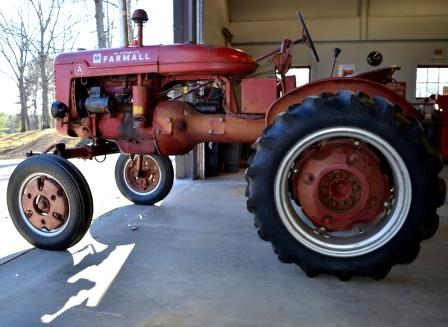 1947 Farmall Tractor for sale in NH