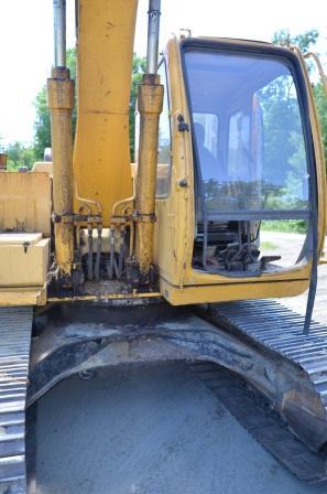 John Deere 120 Excavator Used Connections Llc
