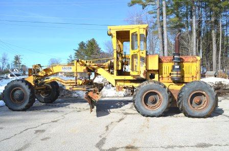 Galion T-500 Grader 4 Sale in NH