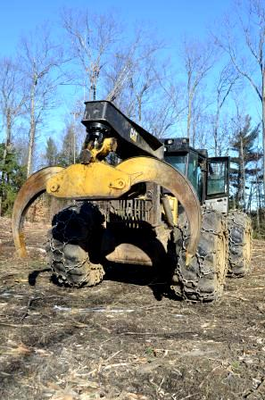 CAT 525C Grapple Skidder 2012 - Used Connections, LLC