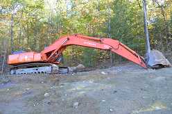 Click image to view excavators for sale through Used Connections, LLC