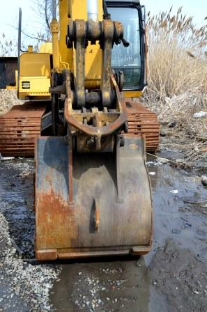 John Deere 120c Excavator Used Connections Llc