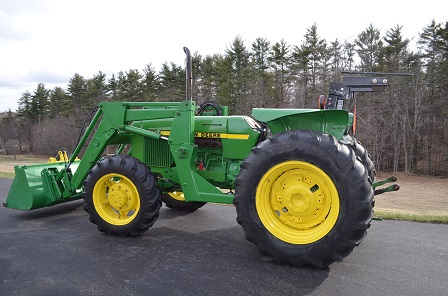 John Deere 2350 Tractor Used Connections LLC