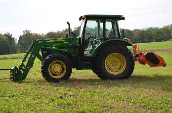 John Deere 5105 Tractor for Sale in NH