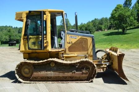 John Deere 650H Dozer - Used Connections, LLC