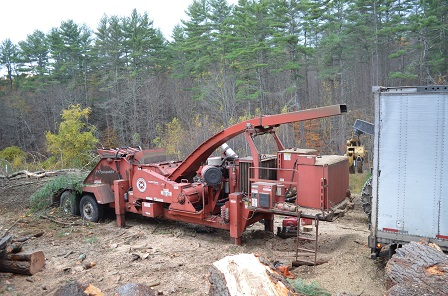 Morbark 40/36 Chipper - Used Connections, LLC