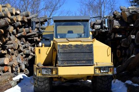 Moxy Articulating Rock Truck for sale in NH