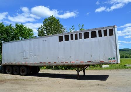Oshkosh Chip Trailer for Sale in NH