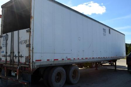 Pines Chip Trailer for Sale in NH * 2