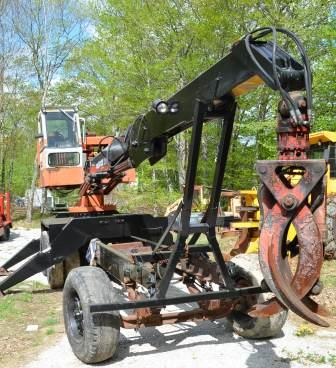 Prentice Log Crane for sale in NH