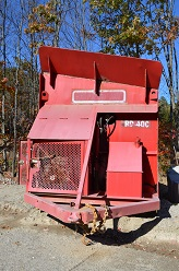 RD-40C Screener for sale