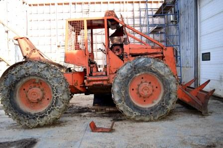 Timberjack 450 Skidder for sale in NH