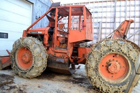 Timber jack 450 Skidder - Used Connections, LLC