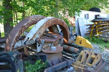 Forestry Mulcher For Sale >> Timberpro Clambunk Grapple - Used Connections, LLC