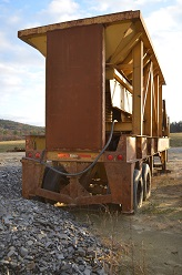 Used CEC Road Runner Jaw Crusher