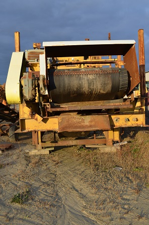 Used CEC RoadRunner Jaw Crusher