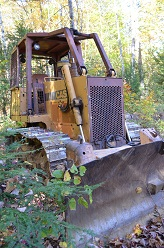 Used Case 850 D Dozer