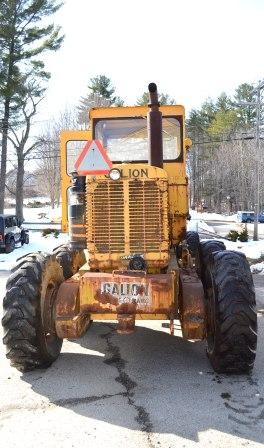 Used Galion Grader for sale in NH
