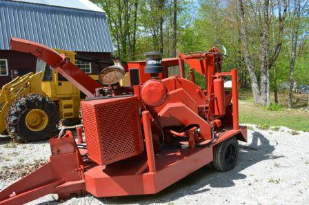 Used Morbark 16 Chipper for Sale