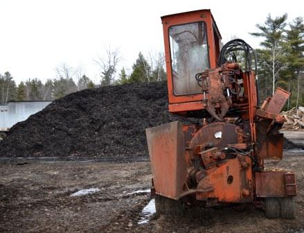 Used Morbark Chipper for sale