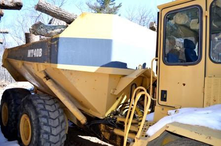 Used Moxy MT40B Articulating Rock Truck