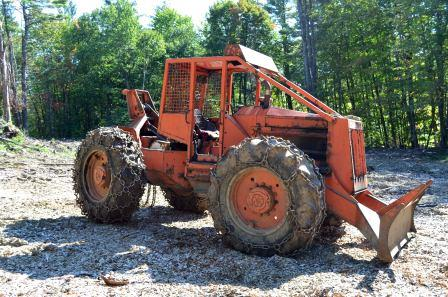 Timberjack 450 Skidder - Used Connections, LLC