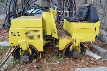Whacker Pavement Roller for sale in NH